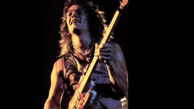 Photo of Fallece Eddie Van Halen
