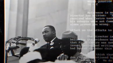 Photo of Primeras imágenes del documental MLK/FBI