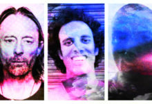 Photo of Thom Yorke, Four Tet y Burial lanzan single compartido