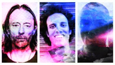 Photo of Thom Yorke, Four Tet y Burial lanzan single compartido