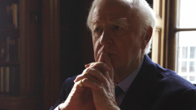 Photo of Fallece John le Carré