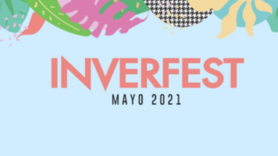 Photo of Cartel de mayo de Inverfest 2021