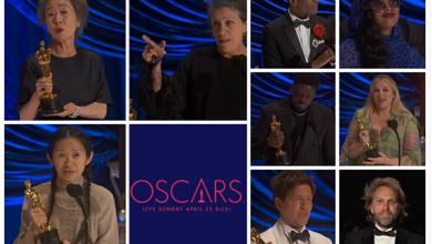 Photo of Los ganadores de los Oscar 2021