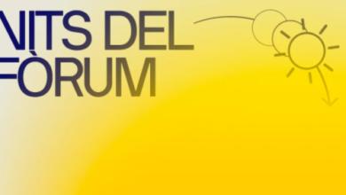 Photo of Nits del Fòrum suma nuevos nombres a su programación