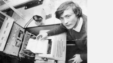 Photo of Fallece Peter Zinovieff, pionero del sintetizador