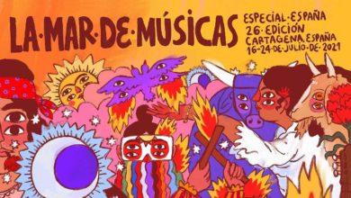 Photo of Programación de La Mar de Músicas 2021